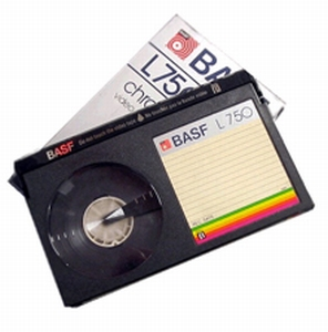Betamax naar digitaal bestand