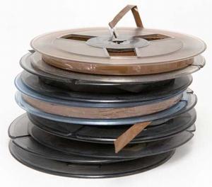Audiobanden op CD