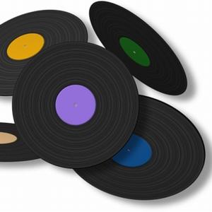 Uw album Lp's op CD