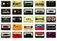 Favoriete muziekcassettes op CD