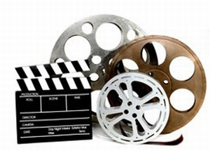 16mm film op DVD