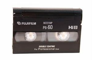 Hi8 naar digitaal bestand