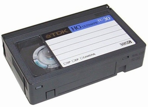 (S)VHS-c naar digitaal bestand