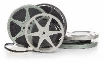 8mm film op DVD