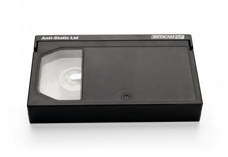 Betacam naar digitaal bestand