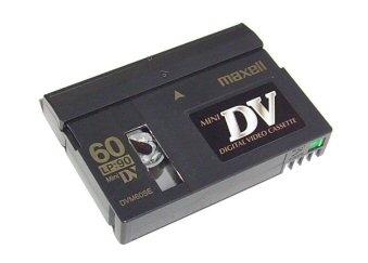 Mini-dv, DVCam en HDV naar DVD