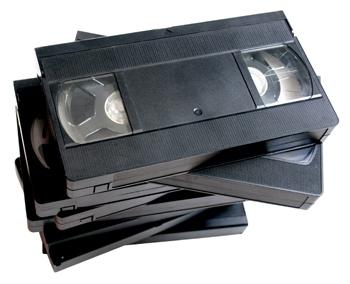 VHS naar digitaal bestand