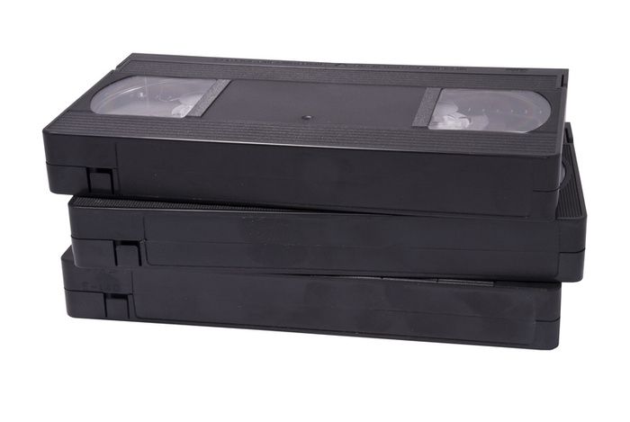 VHS naar DVD