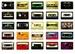 Favoriete muziekcassettes op USB-stick