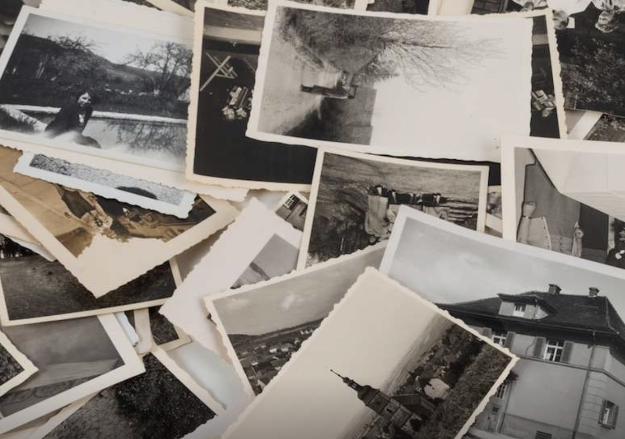 Foto's digitaliseren