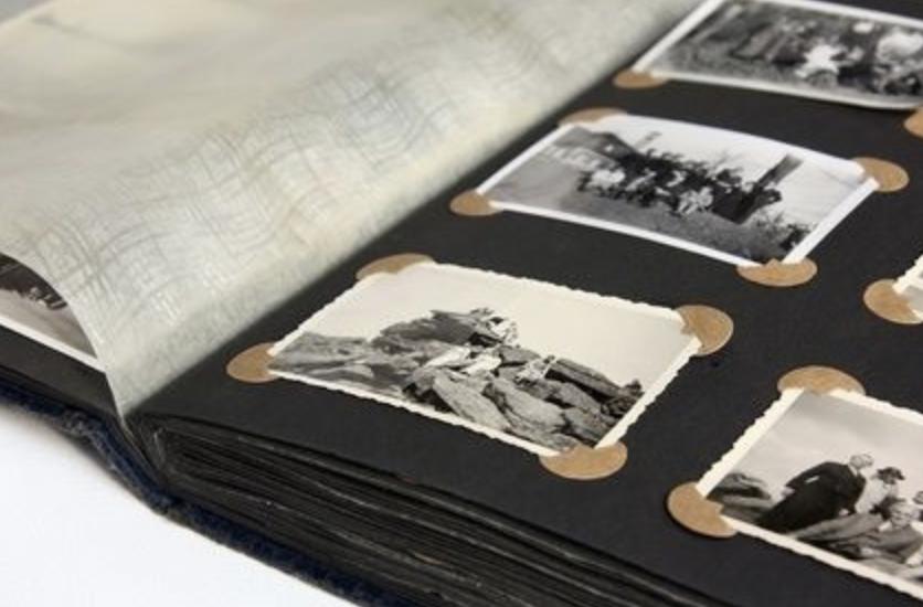 Foto-album digitaliseren