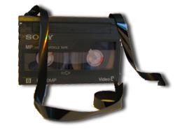 Sony Hi8 defect
