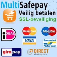 Veilig betalen bij Ecomoda-video.be