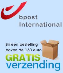 Vanaf 150 euro, gratis retourverzending!