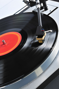 Vinyl digitaliseren