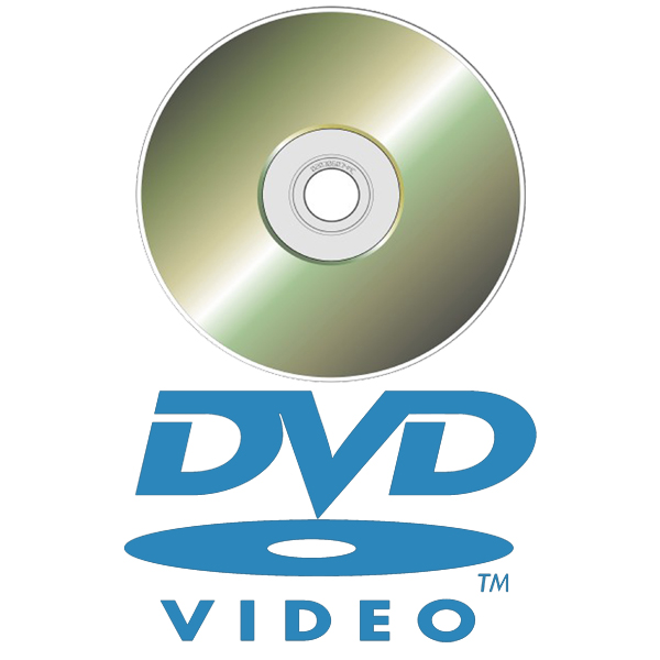 Analoge video op DVD